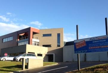 Construction d'une station de contrôle technique à Namur