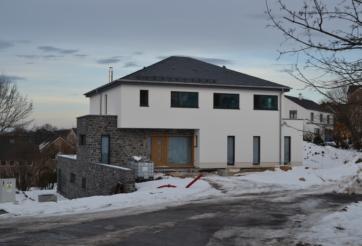 Construction d'une habitation à Eupen